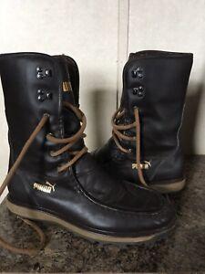Mens Puma Winter Boots   eBay