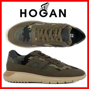 a987dbdde002c Hogan Interactive 3 Men's Shoes Sneakers Running Leather Sports ...