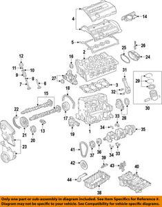 [DIAGRAM_38EU]  VW VOLKSWAGEN OEM 06-09 Rabbit Cylinder Head-Control Valve 06F129101P | eBay | 2007 Vw Rabbit Engine Diagram |  | eBay