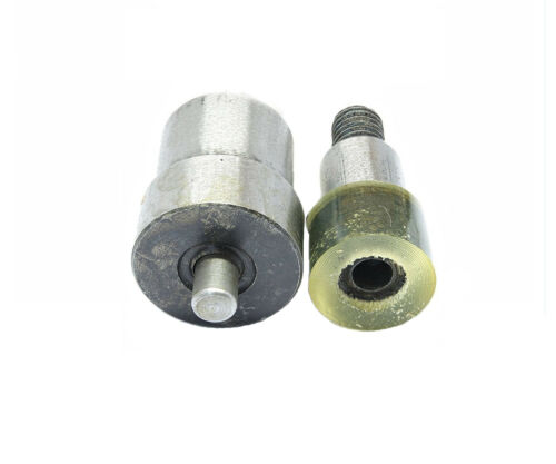 Green Hand Press Machine Metal Open Ring Snap Popper Fastener Press Studs Die