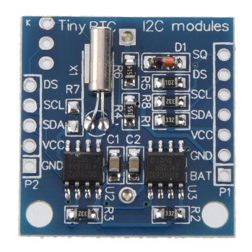 I2C DS1307 wirklich Zeit Uhr Modul fuer Arduino Tiny RTC R9V5