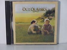 CD ALBUM BO Film OST Out of Africa MCD 03310