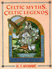 Celtic Myths, Celtic Legends by R. J. Stewart (Paperback, 1996)