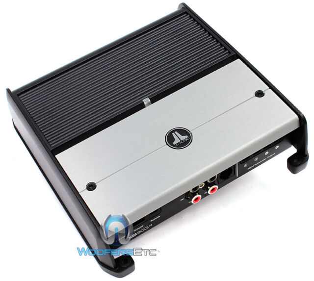 Xd3001 Jl Audio Monoblock Class D 600w Max Subwoofer Speaker Rhebay: Jl Audio Monoblock At Gmaili.net