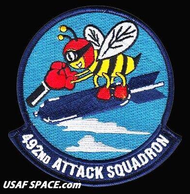 "103 ATKS PA ANG MQ-9 REAPER UAV USAF 103rd ATTACK SQ ORIGINAL 4/"" PATCH"