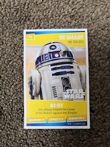 Sainsburys Card Number 94 R2-D2 Sainsbury/'s Disney Heroes 2019 Card R2D2