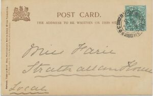 2463-SCOTTISH-VILLAGE-POSTMARKS-034-BRIDGE-OF-ALLAN-364-034-26-mm-code-034-7-45-PM-034