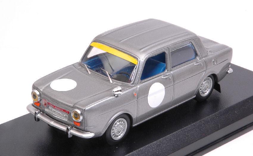 Simca 1150 Abarth Rally 1963 1 43 Model Best models