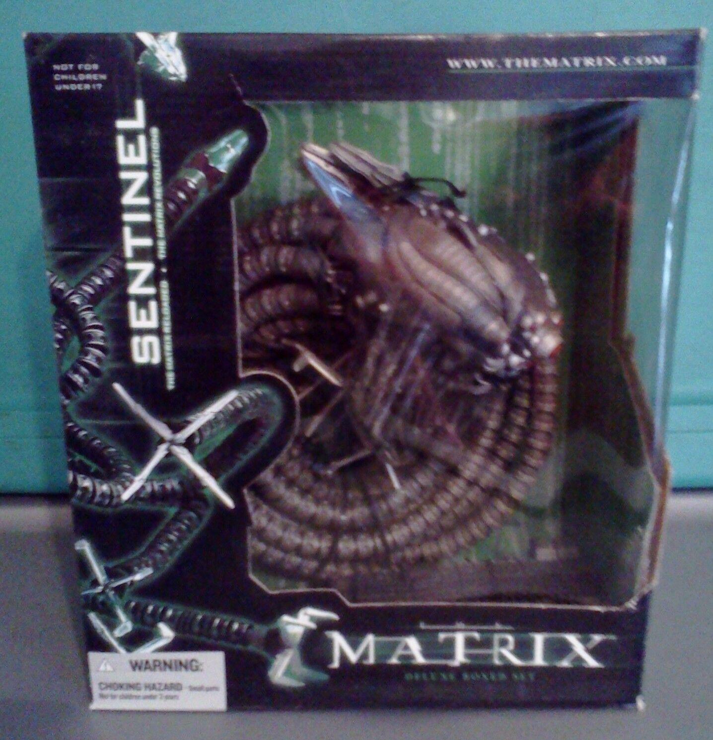 McFarlane The Matrix Reloaded Revolutions Sentinel Sentinel Sentinel Deluxe Boxed Set   Free S&H 6fc548