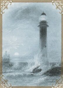 Modern-Wide-Lighthouses-P6-Lighthouse-In-Mist-Swap-Playing-Card