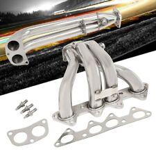 Megan Racing 4 2 1 Exhaust Header Manifold For 94 97 Honda Accord Ex L4 22l