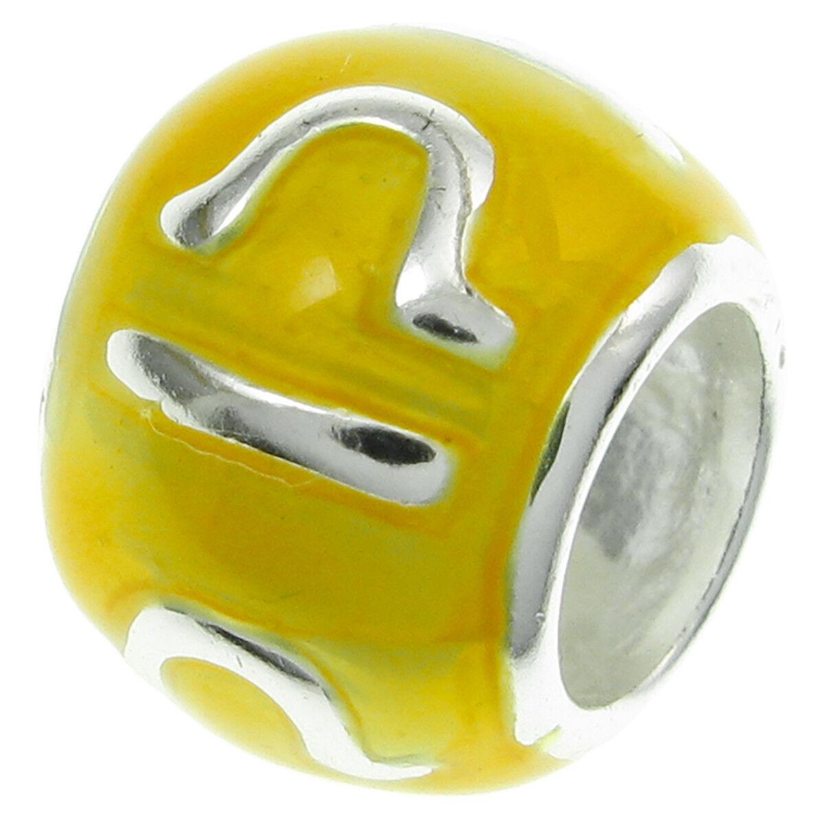 10x Sterling Silver Grommet Eyelet Rivet For European Bead Charm 5mm SX238W-5M