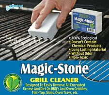 Compac Magic Stone Griddle/Grill BBQ Barbecue Cleaner Cleaning Block Pumice