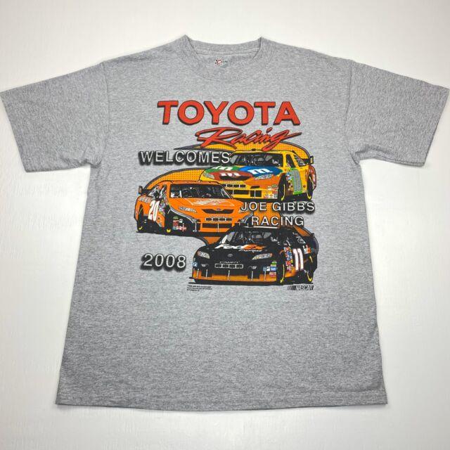 2008 Chase Authentics Toyota Racing + Joe Gibbs Sport Gray