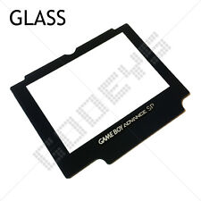 Scratch Resistant GLASS Nintendo Game Boy Advance SP GBA New Replacement Screen