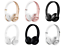 Beats-By-Dr-Dre-Solo3-Solo-3-Bluetooth-Wireless-Headphones-Black-Gold-Rose-Best miniatuur 1