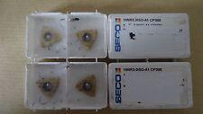 Boite de 2 plaquettes carbure tournage filetage SECO 16NR 3.0ISO-A1 CP300