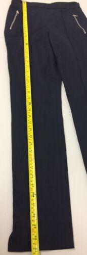 00 Pantalon Millen Coupe Slim 8 Rrp 135 Navy Taille € Femme Karen wZ7vx7