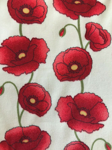 summer clothes girls Rose and Hubble dresses Red Poppy Cotton Fabric