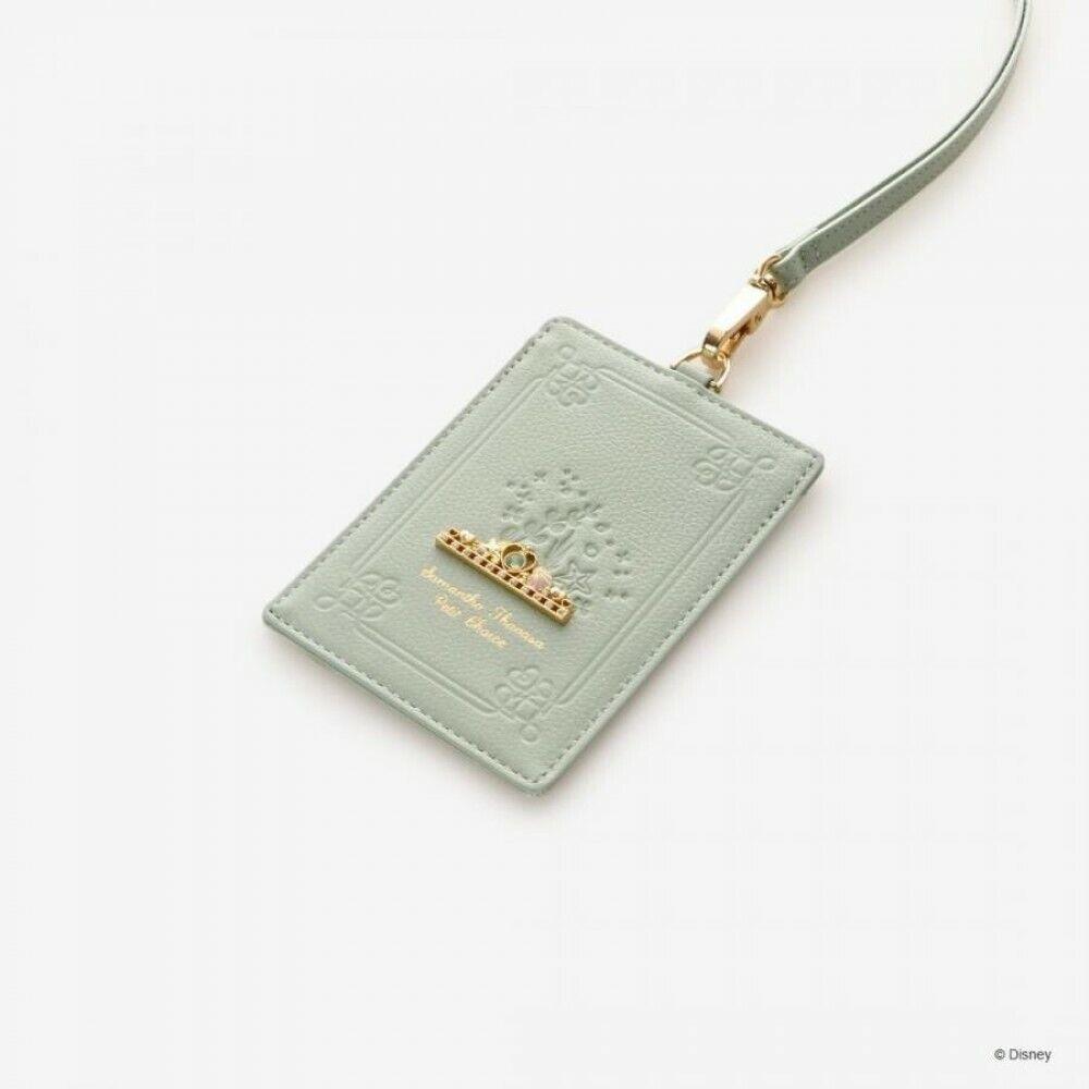 [Ariel] Disney Collection Princess Series Samantha Thavasa ID Case Japan Limited