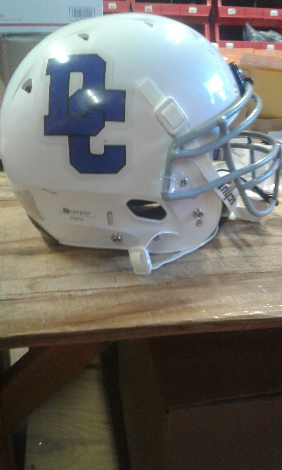 Schutt Large Youth Helmet FB - FB Helmet 798600 Youth Recruit R3 a7873a