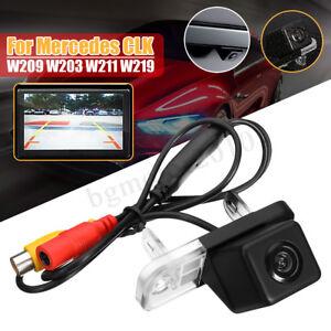 Camera-de-Recul-Stop-Arriere-Parking-Pour-Mercedes-Benz-CLK-W209-W203-W211-W219
