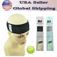 Gex Flexible Velvet Wig Grip Scarf Head Hair Band Adjustable Fastern Wig 2colors