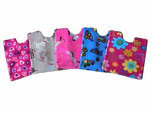 CAR-SEAT-Pushchair-Waterproof-POTTY-TRAINING-Piddle-Pad-Patterned-Can-TUMBLE-DRY