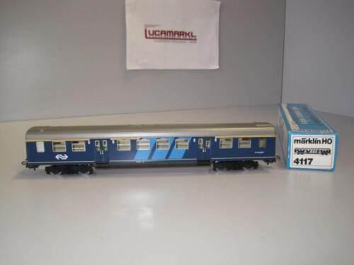 ** Märklin HO 4117 NS Holländischer Personenwagen 1 Klasse SoMo NEU Marklin **