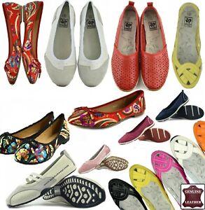 Women Flat Shoes Sale Leather Ladies