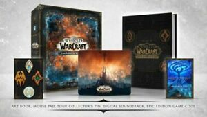 Pre-order-2020-World-of-Warcraft-Shadowlands-Collector-039-s-Edition-For-PC