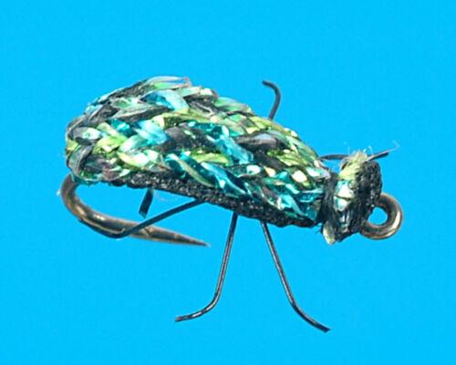 size 18 6 pcs JD/'s Scarab Beetle