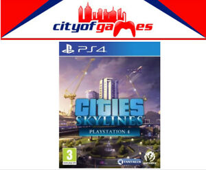 Details about Cities Skylines PS4 Game New & Sealed In Stock