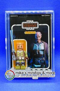 Star Wars Custom Carded Mini-figure Shae Vizla Minifigure KOTOR Old Republic