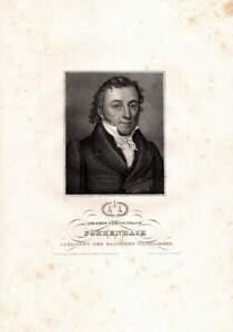 c1850-Mathias-FOHRENBACH-Politiker-Badische-Staendeversammlung-Stahlstich-Portraet