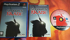 SHOGUN'S BLADE PLAYSTATION 2 PS2