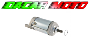 Starter Motor Piaggio 500 X9 Evolution ABS 2006 2007 RMS 246390230