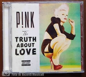PINK-THE-TRUTH-ABOUT-LOVE-COME-NUOVO