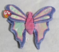 30f6d48cc43 item 5 TY Beanie Baby - 1999 Flitter The Butterfly 9.5in - NEW WITH  TAGS FREE SHIPPING -TY Beanie Baby - 1999 Flitter The Butterfly 9.5in - NEW  WITH ...