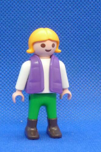 Playmobil ES-26 enfant silhouette petite fille Dollhouse école vacances