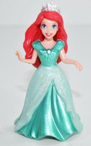 Polly Pocket Disney Little Mermaid Ariel Magic Clip Dress & Mermaid Mattel