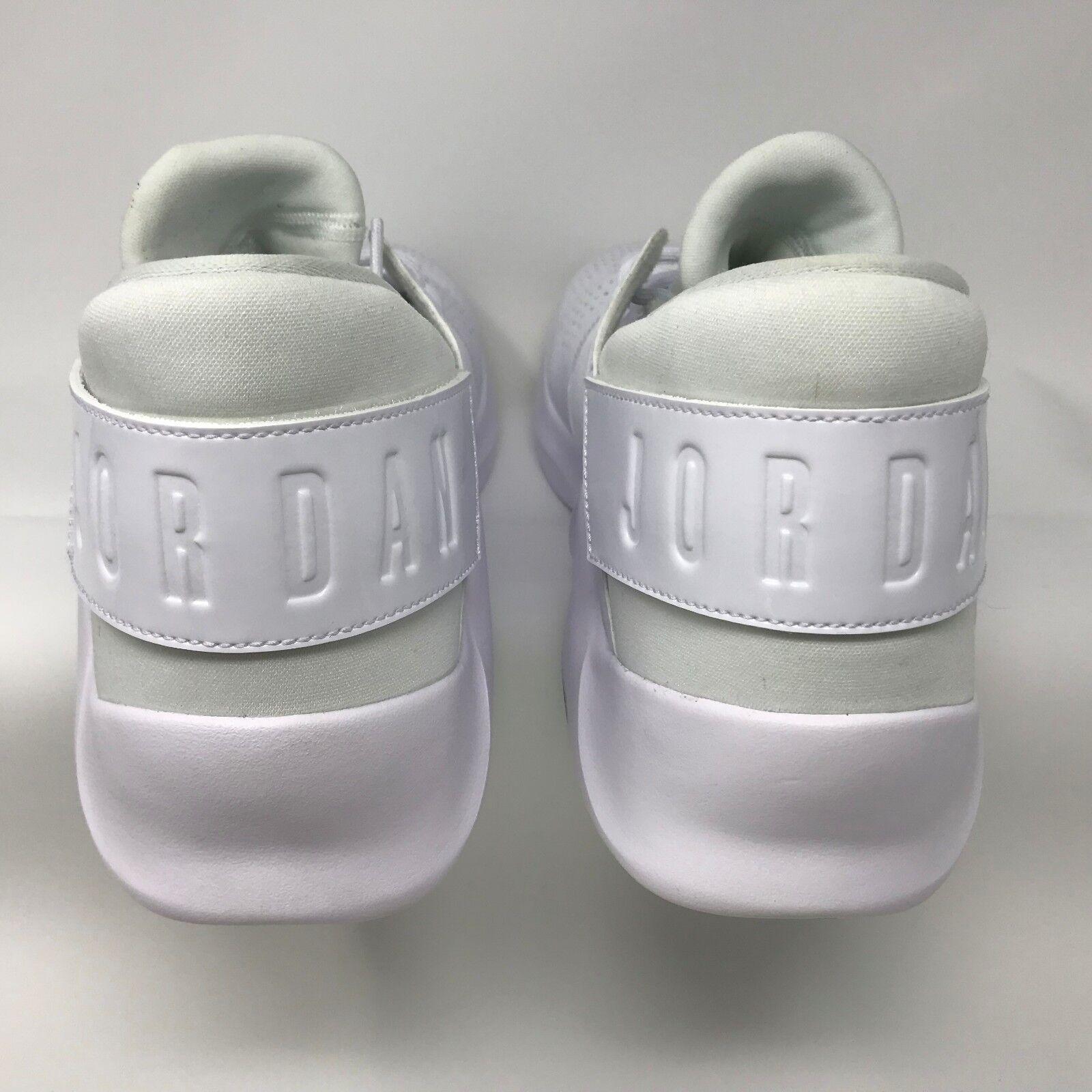 62270c4ef52fe3 ... Nike Jordan AH6462-100 Men s Flight Fresh Premium Low Basketball  Basketball Basketball White Size 12 ...