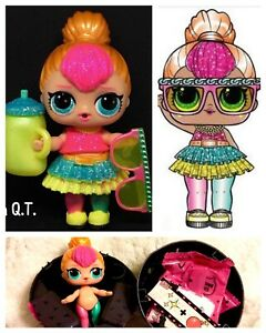 LOL Surprise Glam Glitter Series Doll Ball Big Sis maybe Kitty Queen 1 ball.