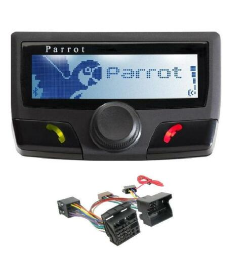 Parrot CK3100 Bluetooth Manos Libres Kit Plus borrachín plomo para caber BMW X3 E83 2003-2010
