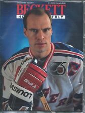 January 1992 Beckett Hockey #15 Mark Messier & Pat Falloon