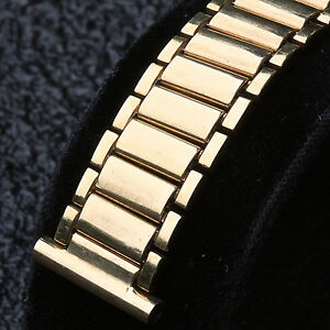 Art-Deco-1950s-gold-vintage-watch-band-Kestenmade-USA-ends-13mm-to-16mm