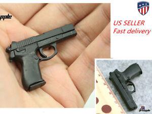 """12"""" Pistol Model 1:6 Scale 4D Assembling Gun Model For Action Figure"""
