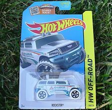 Rockster Avalanche Response Unit. HW Off-Road 2015. CFK57. New in Blister Pack!