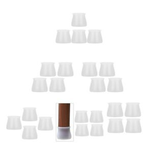 24-Pieces-Antiderapantes-Rondes-Chaise-Jambe-Tasses-Durables-Silicone-Jardin