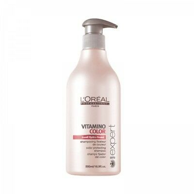Loreal Serie Expert Vitamino Color AOX Shampoo 500 ml